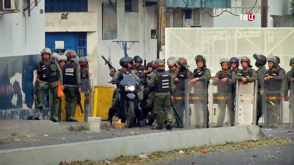 Полиция Венесуэлы