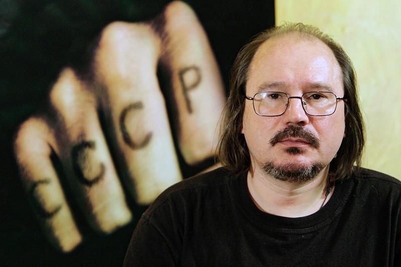 Режиссер Алексей Балабанов