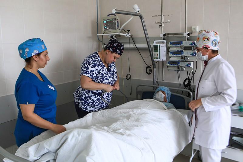 В больнице Спасокукоцкого открылось отделение онкоурологии