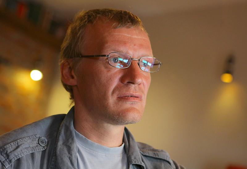 Актер Алексей Серебряков