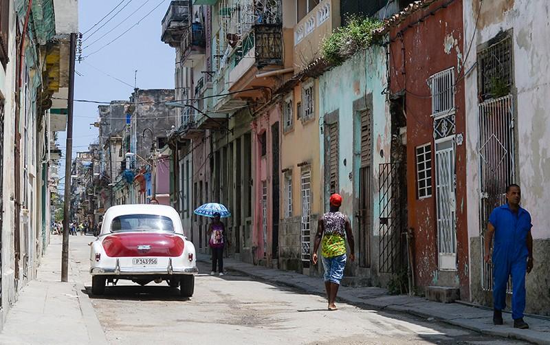 Жители Гаваны, Куба