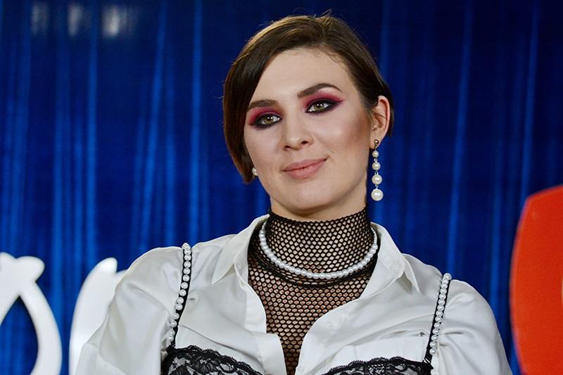 Украинская певица Maruv