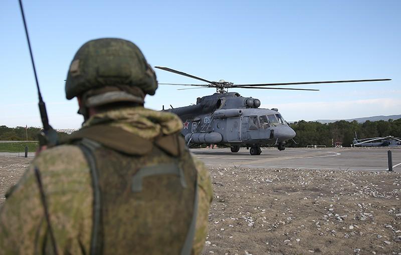 Военнослужащие Сил специальных операций