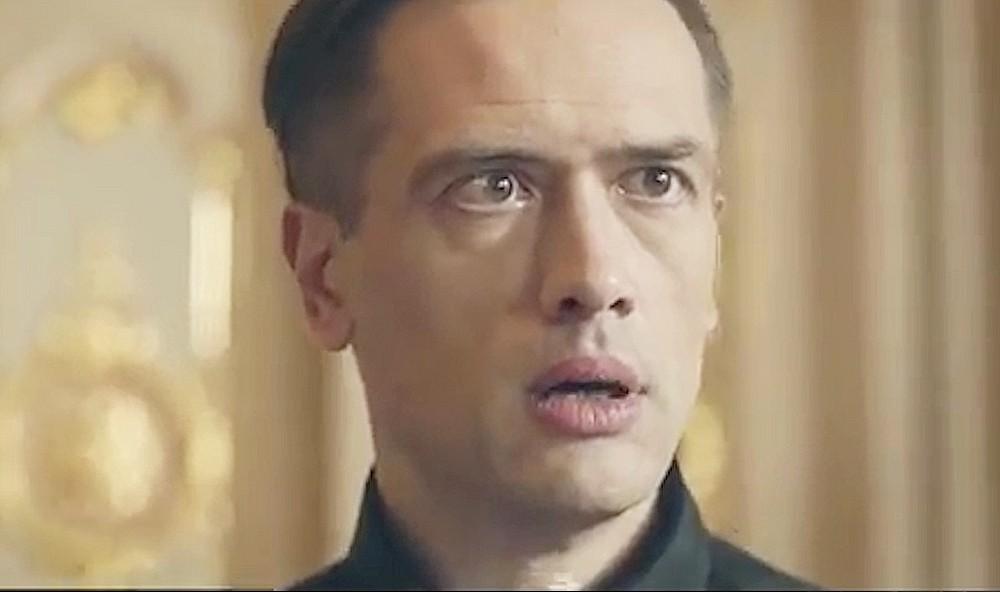 """Кадр из клипа """"ТНМК - Мій Демон"""""""