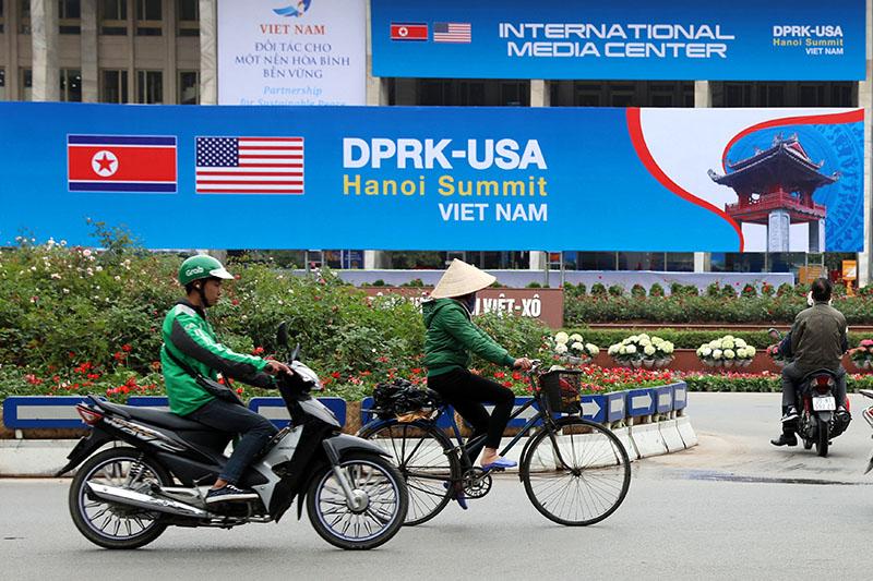 Подготовка к саммиту в Ханое
