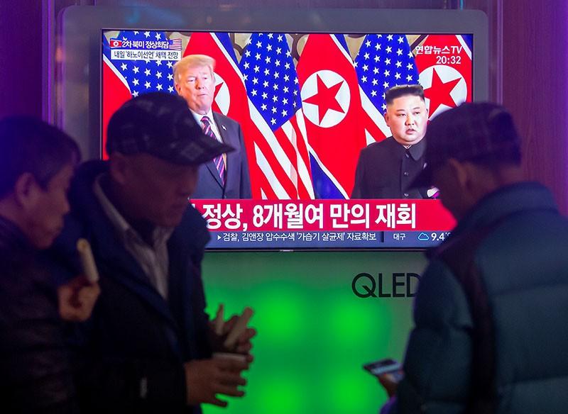 Переговоры Дональда Трампа и Ким Чен Ына во Вьетнаме
