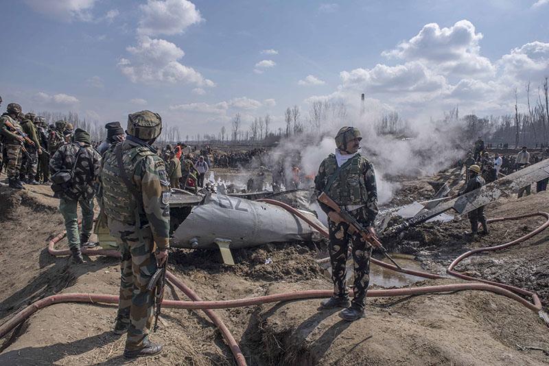 Конфликт Индии и Пакистана