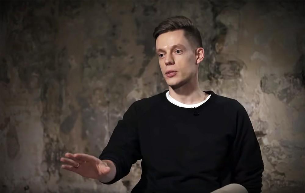 Журналист Юрий Дудь