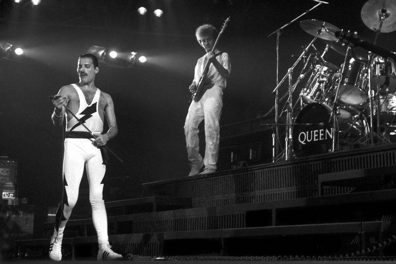 Концерт группы Queen