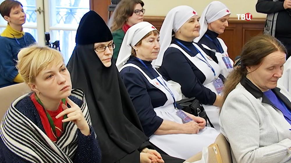 """Участники форума """"Елисаветинское наследие сегодня"""""""
