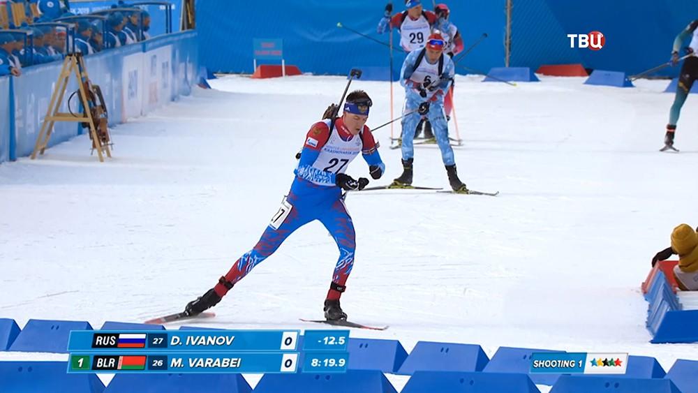 Всемирная зимняя Универсиада-2019 в Красноярске