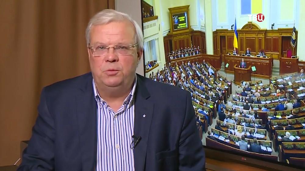 Журналист и репортер австрийской телерадиокомпании ORF Кристиан Вершюц