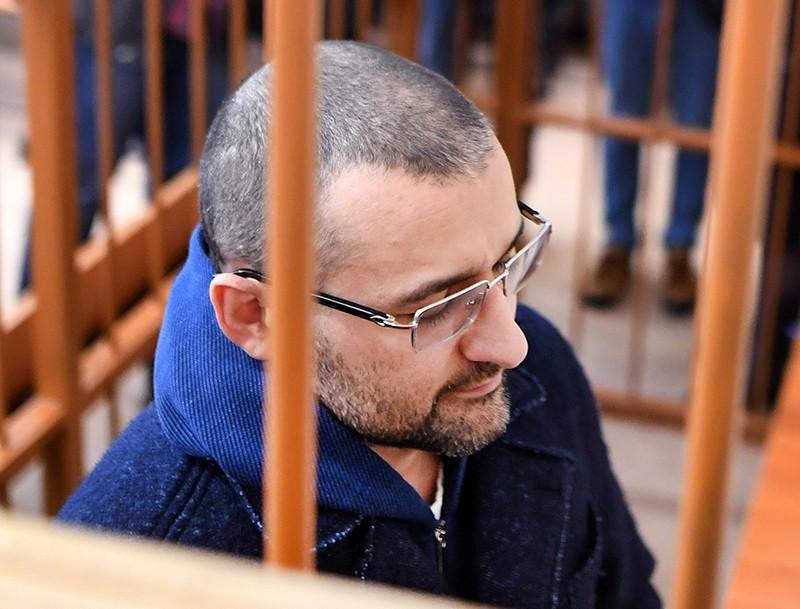 """Задержанный бывший первый замдиректора """"Росгеологии"""" Руслан Горринг"""