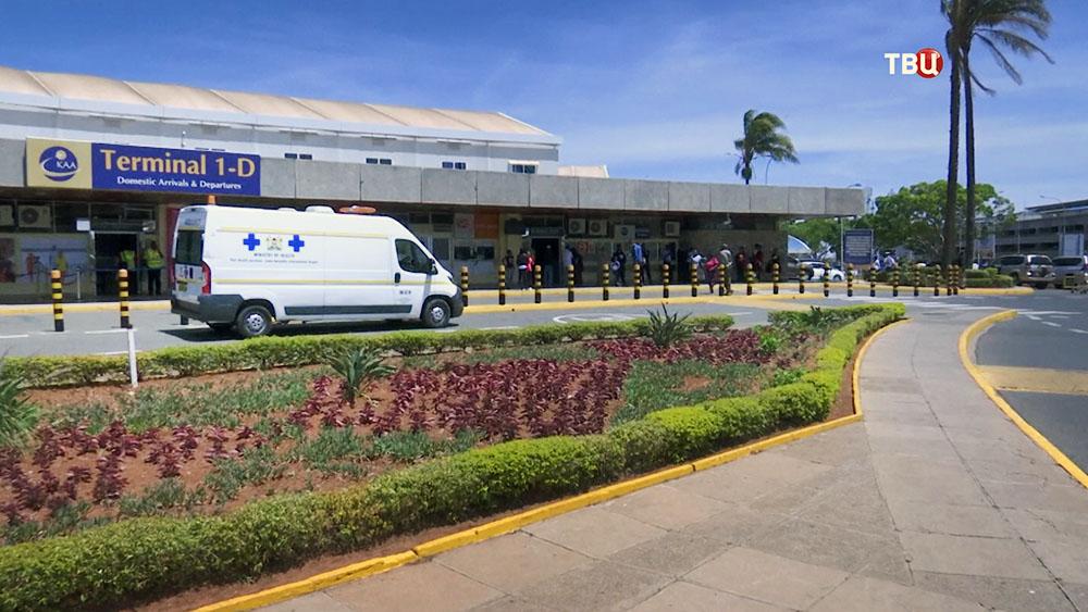 Аэропорт в Эфиопии
