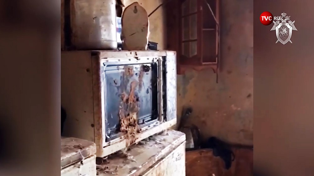 Захламленная квартира