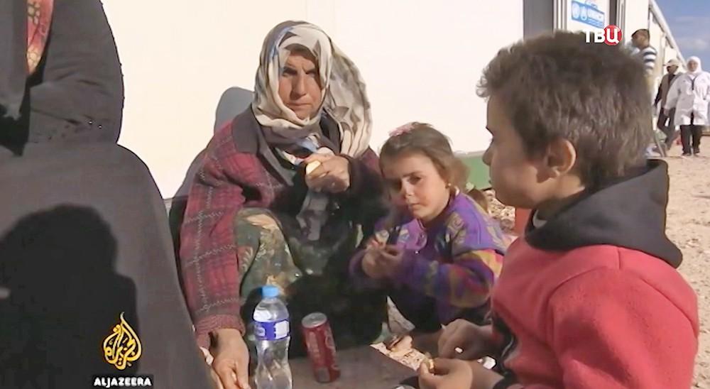 "Лагерь беженцев ""Эр-Рукбан"""