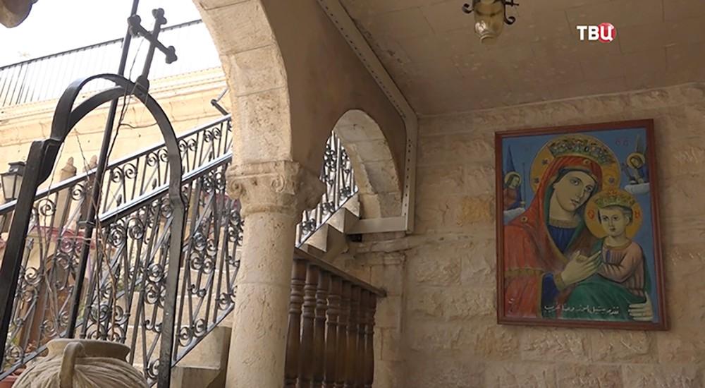 Женский монастырь Пресвятой Богородицы