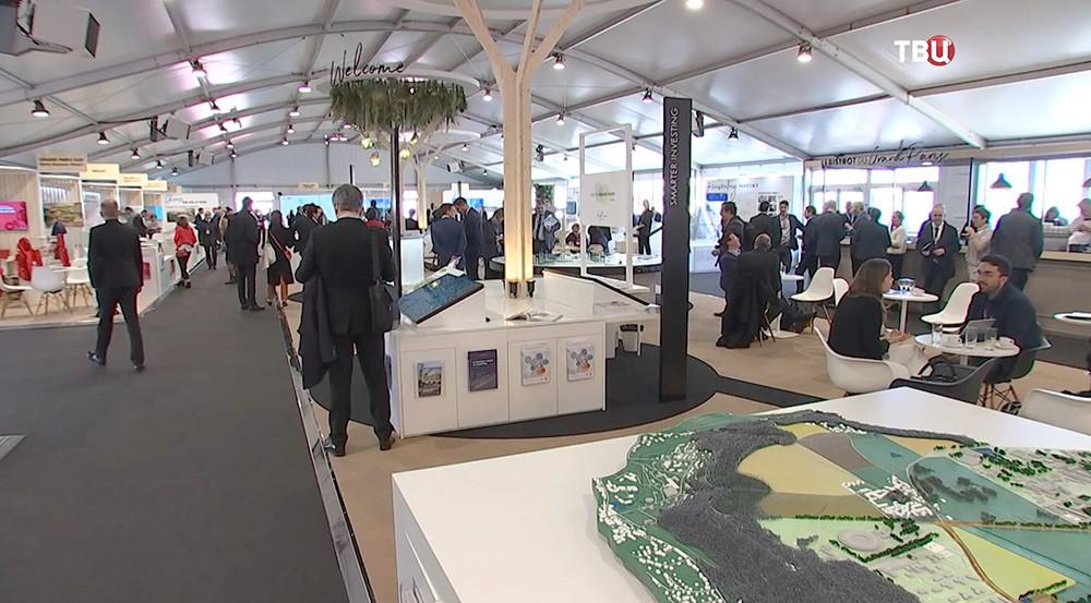 30-я международная выставка MIPIM в Каннах