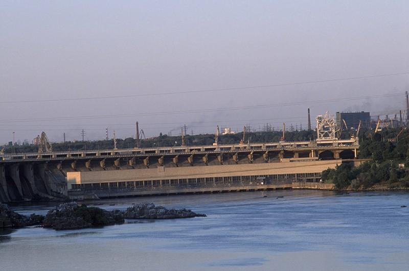 Днепропетровская гидроэлектростанция