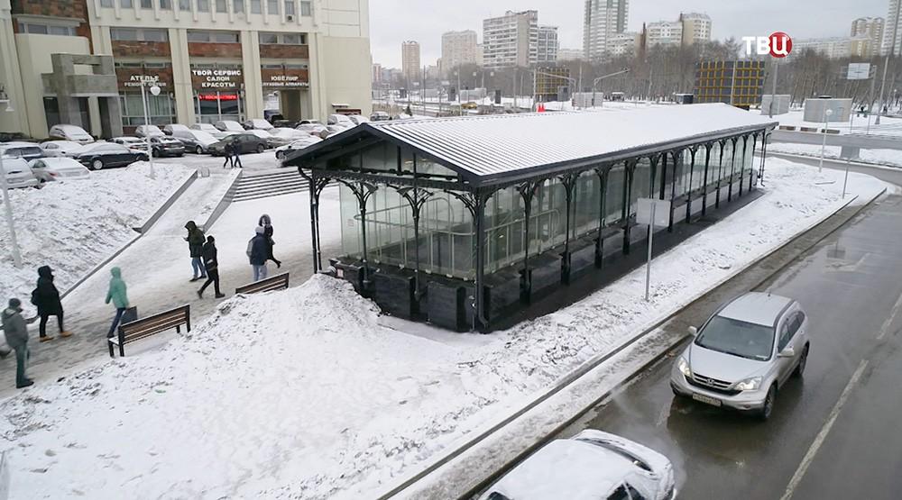 """Станция метро """"Селигерская"""""""