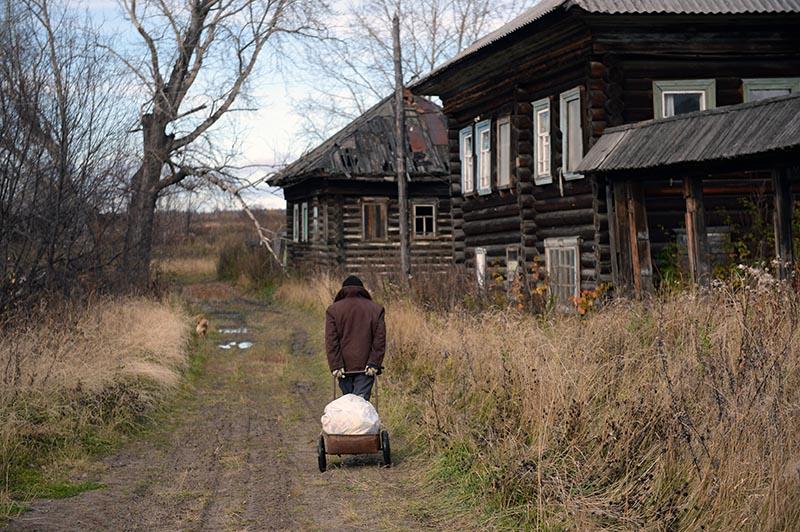 Житель деревни