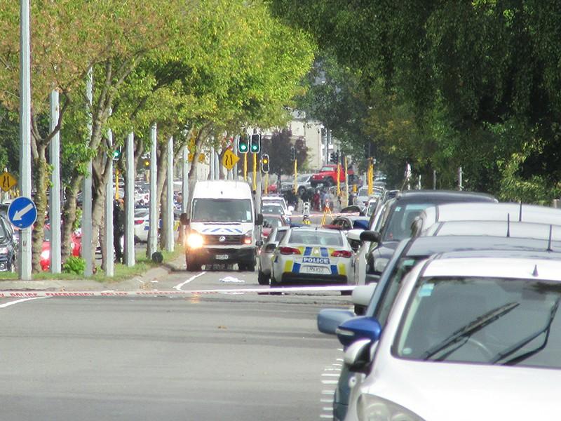 Скорая помощь и полиция в Новой Зеландии
