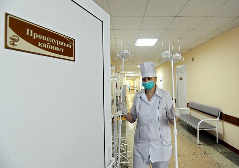 Медицинская сестра