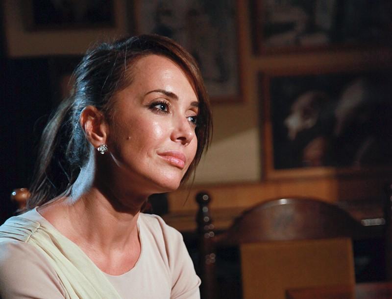 Актриса Жанна Фриске