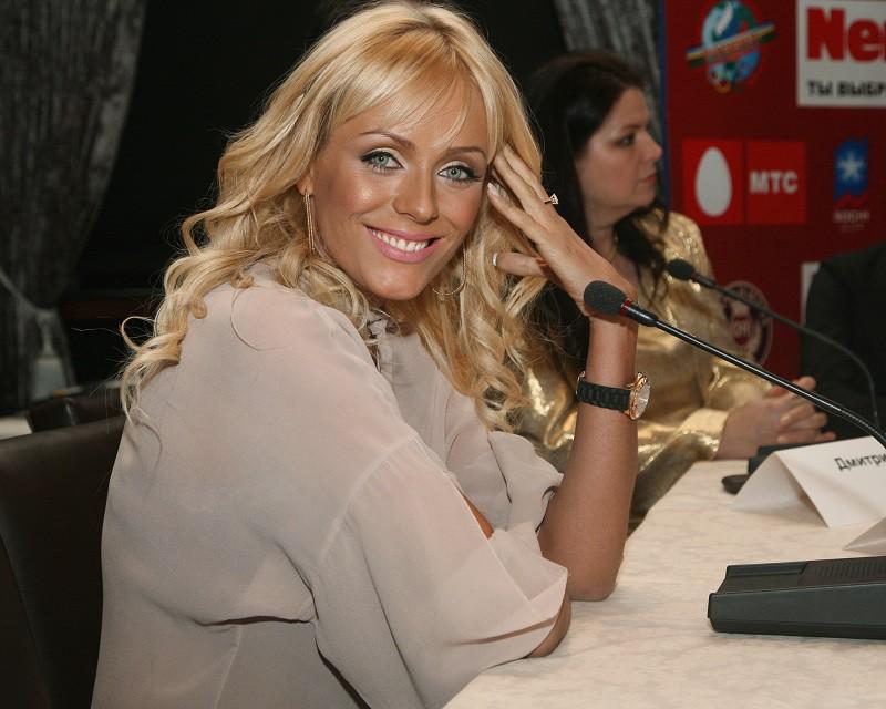 Юлия Началова
