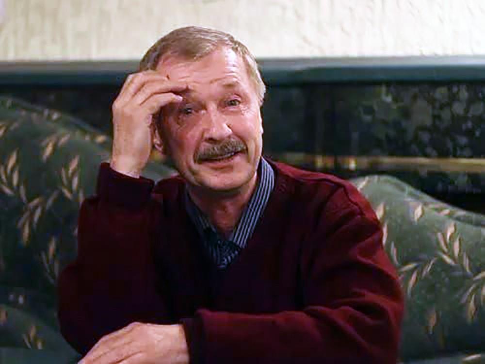 Режиссер-документалист Юрий Шиллер