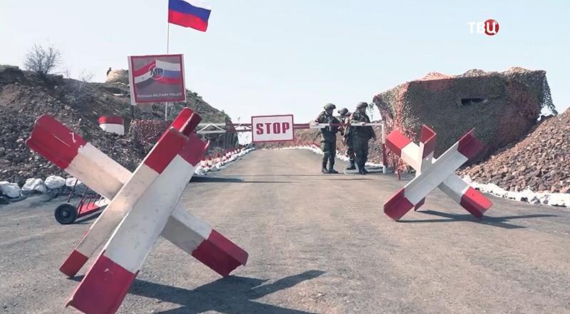 Сирийско-израильская граница