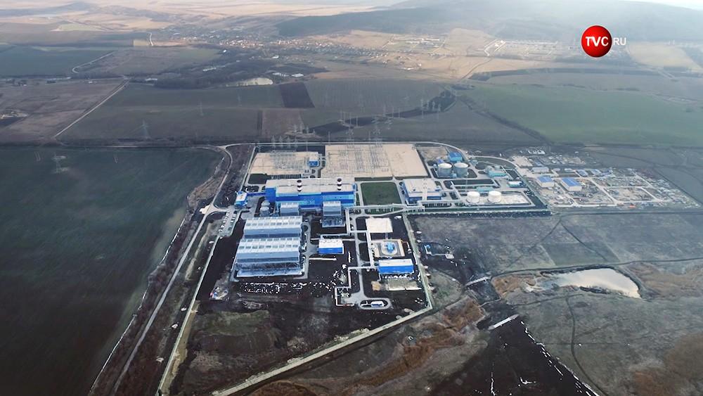 ТЭС в Крыму