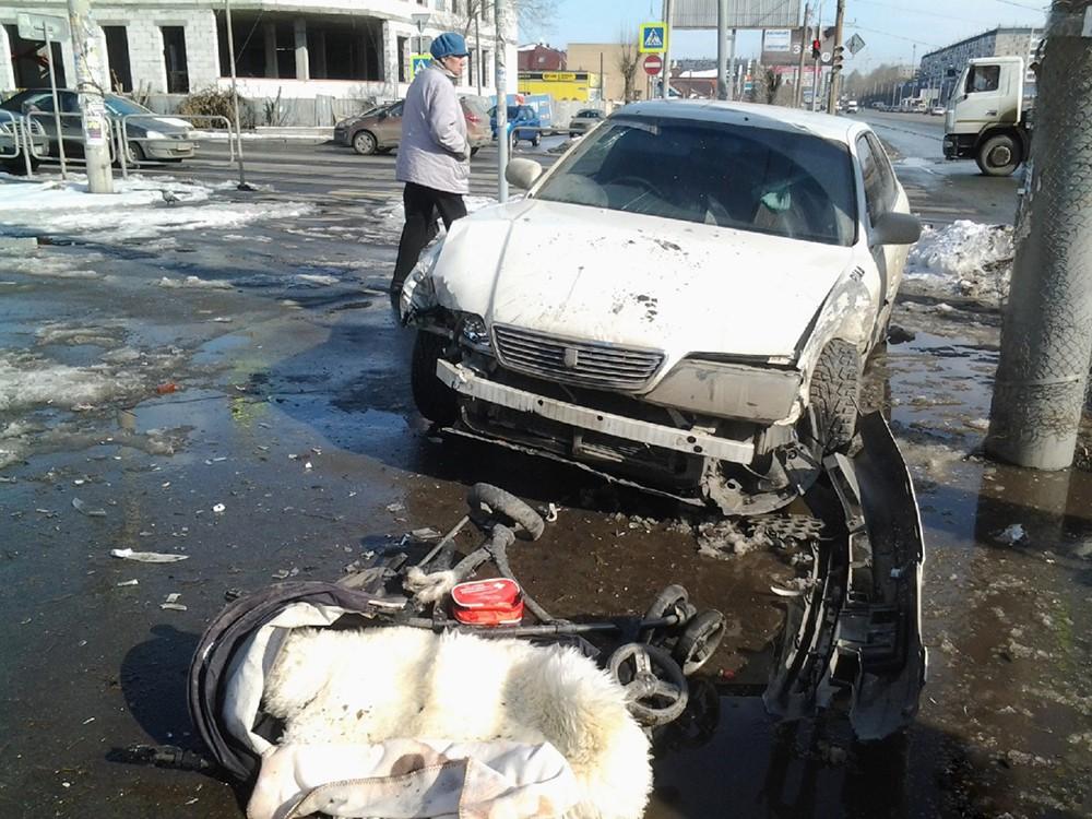 ДТП в Челябинске