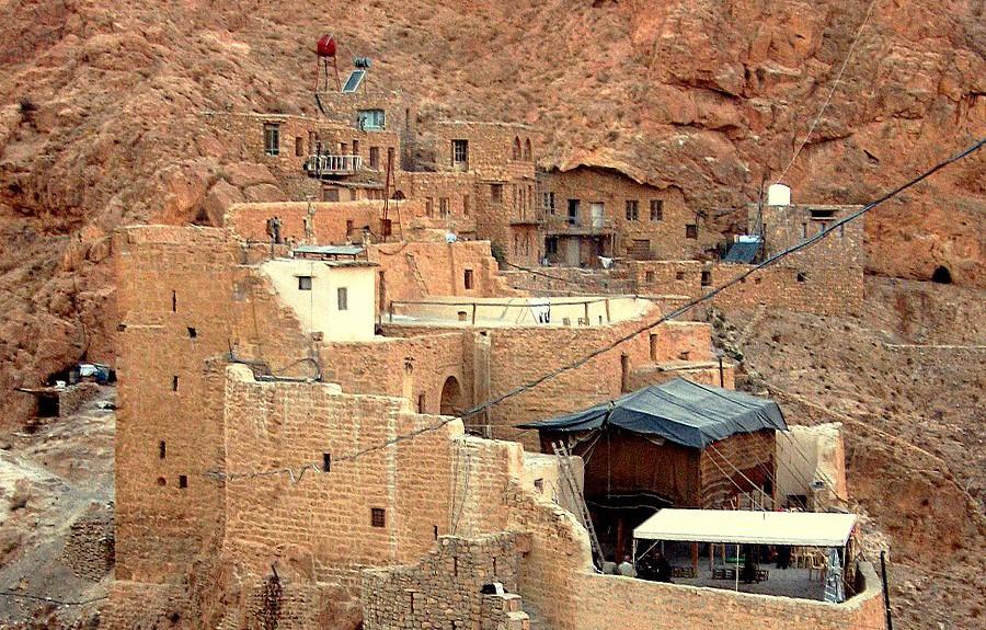 Монастырь святого Моисея Абиссинского