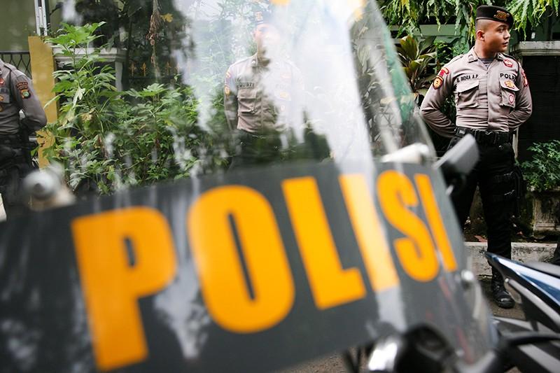 Полиция Бали