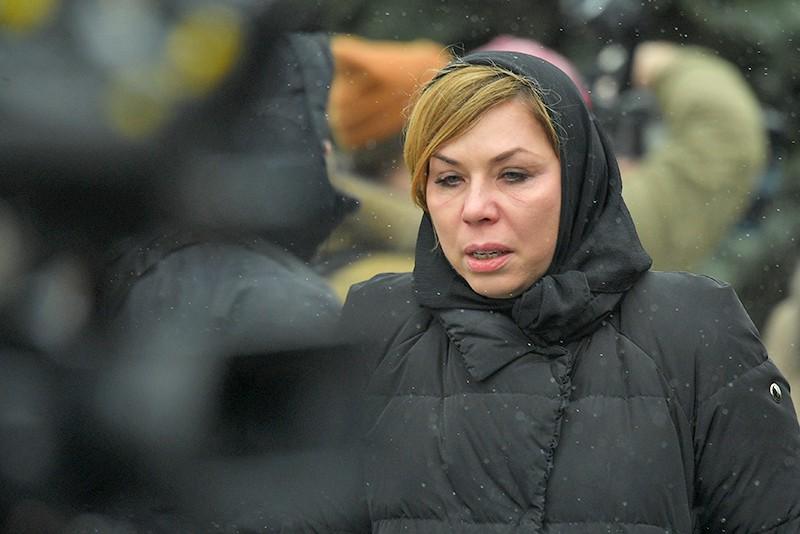 Пиар-директор Юлии Началовой Анна Исаева