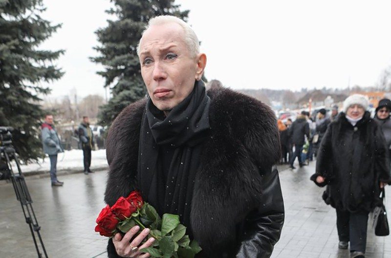 Пародист Александр Песков