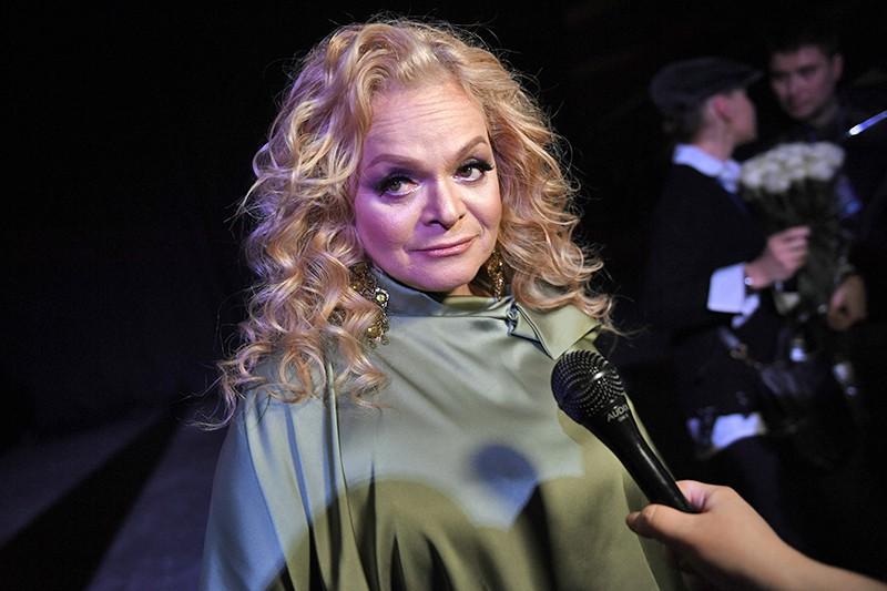 Певица Лариса Долина