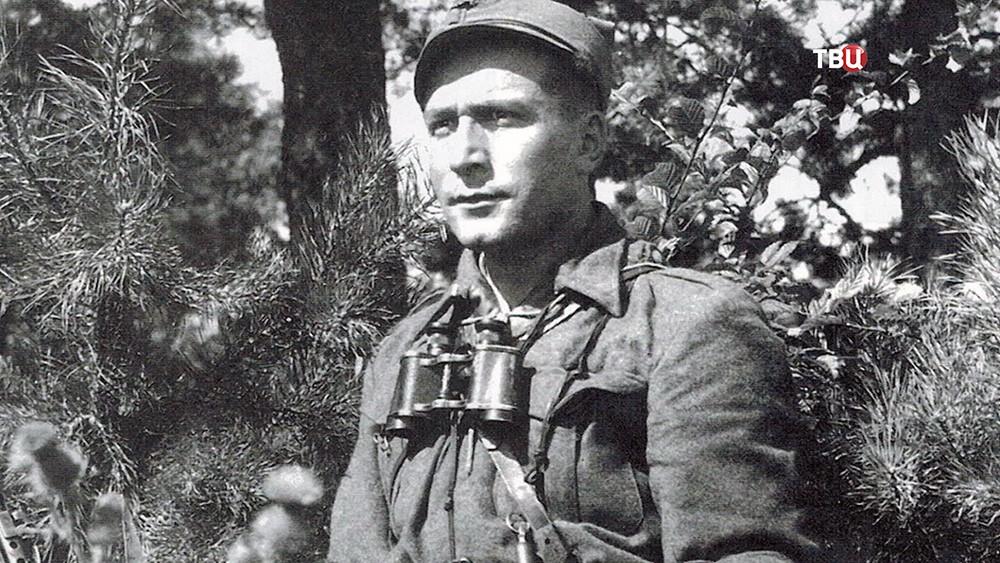 Польский военный преступник Ромуальд Райс