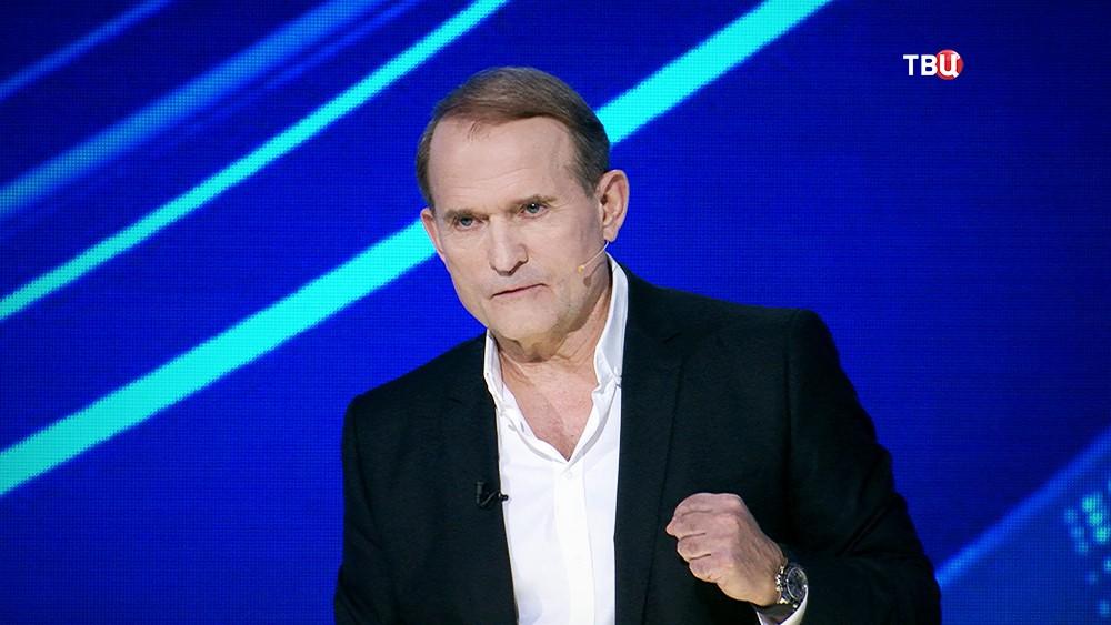 "Виктор Медведчук, программа ""Право знать!"""