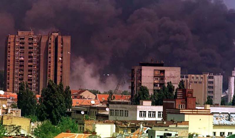 Военная операция НАТО против Союзной Республики Югославия