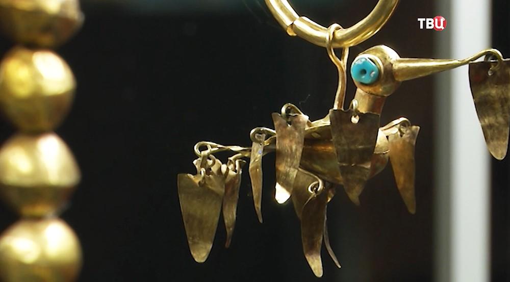 """Выставка """"Золото империи инков"""""""