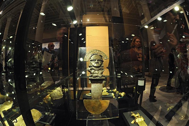 Золото империи инков