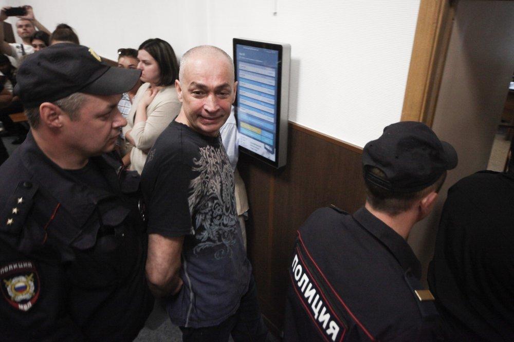 Бывший глава Серпуховского района Подмосковья Александр Шестун