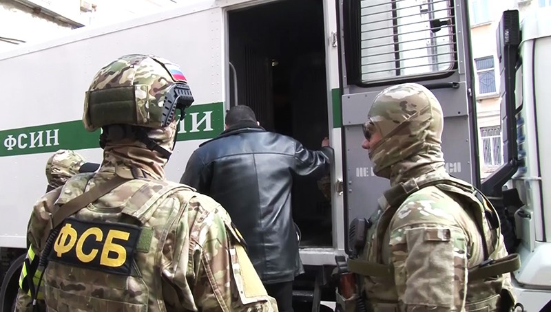 ФСБ пресекла деятельность международной террористической организации в Крыму
