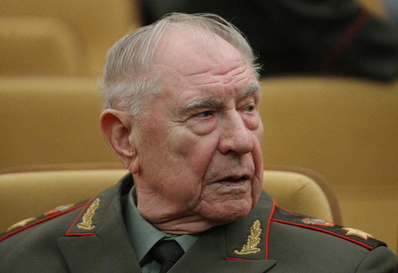 Экс-министр обороны СССР Дмитрий Язов