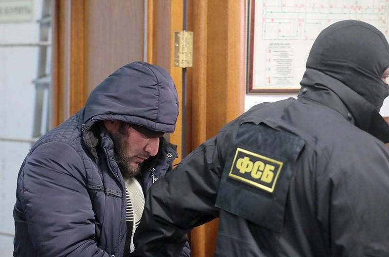 Член бандгруппы Магомедали Вагабова, причастной к терактам в московском метро в 2010 году, Магомед Нуров