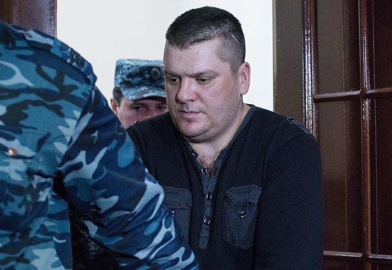 Житель Санкт-Петербурга Андрей Тищенко, обвиняемый в хулиганстве на воздушном судне