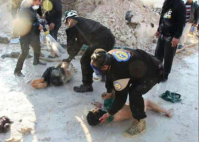 Сколько платят за участие в съемках антироссийских провокаций в Сирии