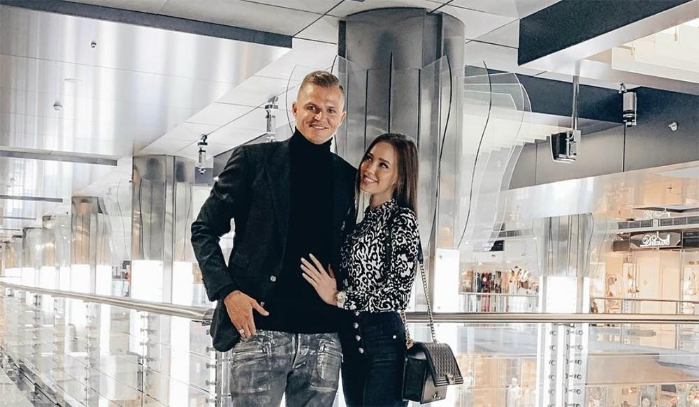 Дмитрий Тарасов и Анастисия Костенко